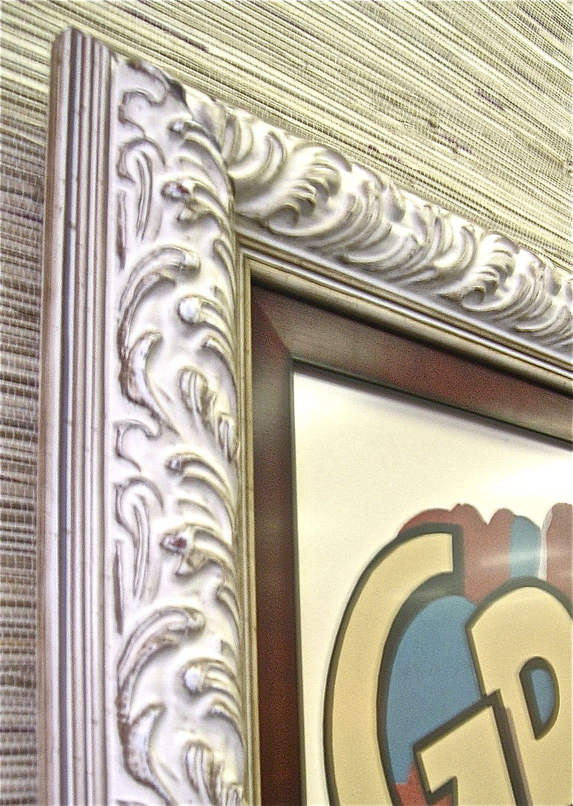Stacked frame hang with big picture framing by hangwithbigpictureframing jeuxipadfo Gallery
