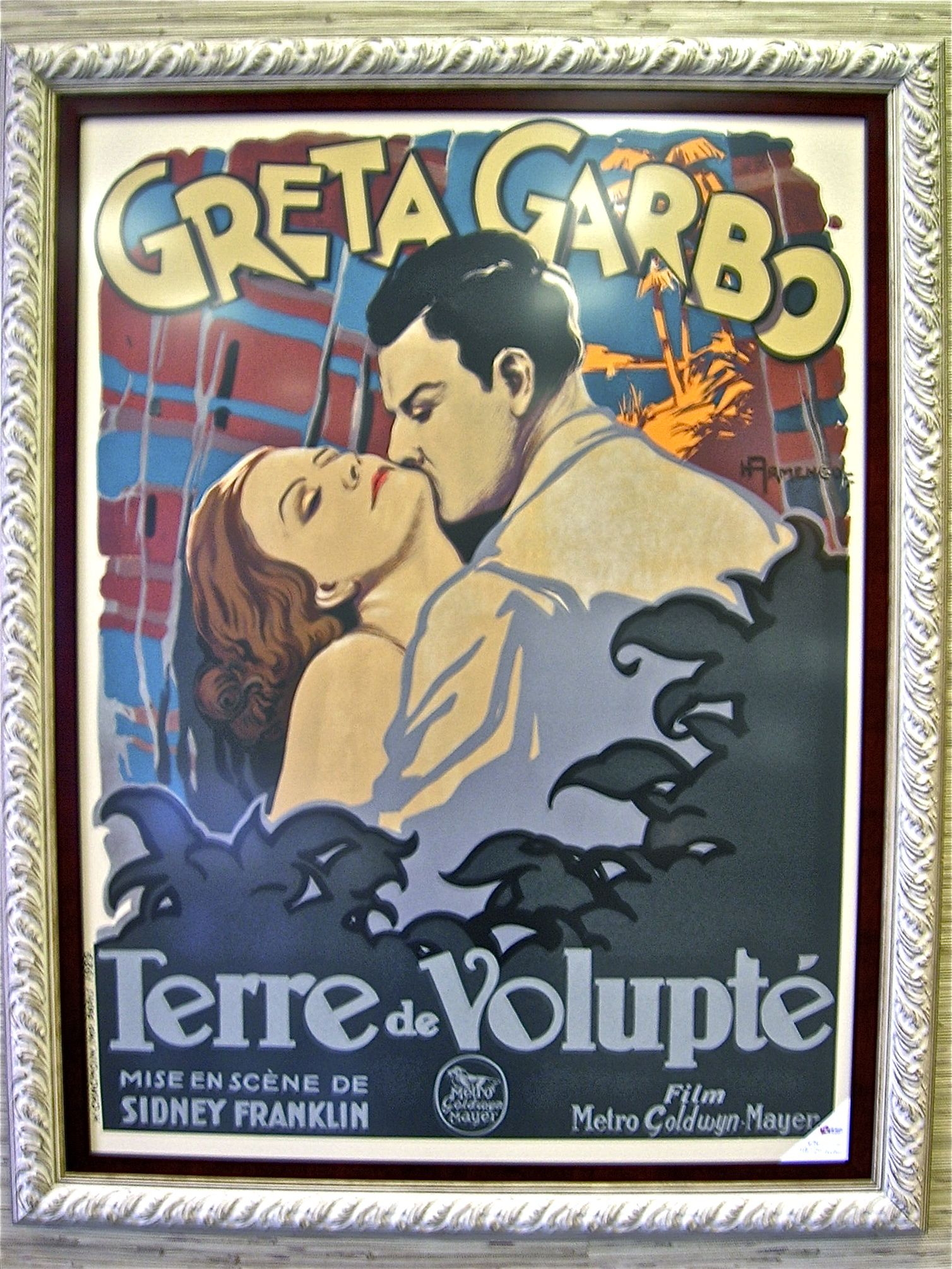 Getting the most out of framing greta garbo poster hang with advertisements jeuxipadfo Gallery