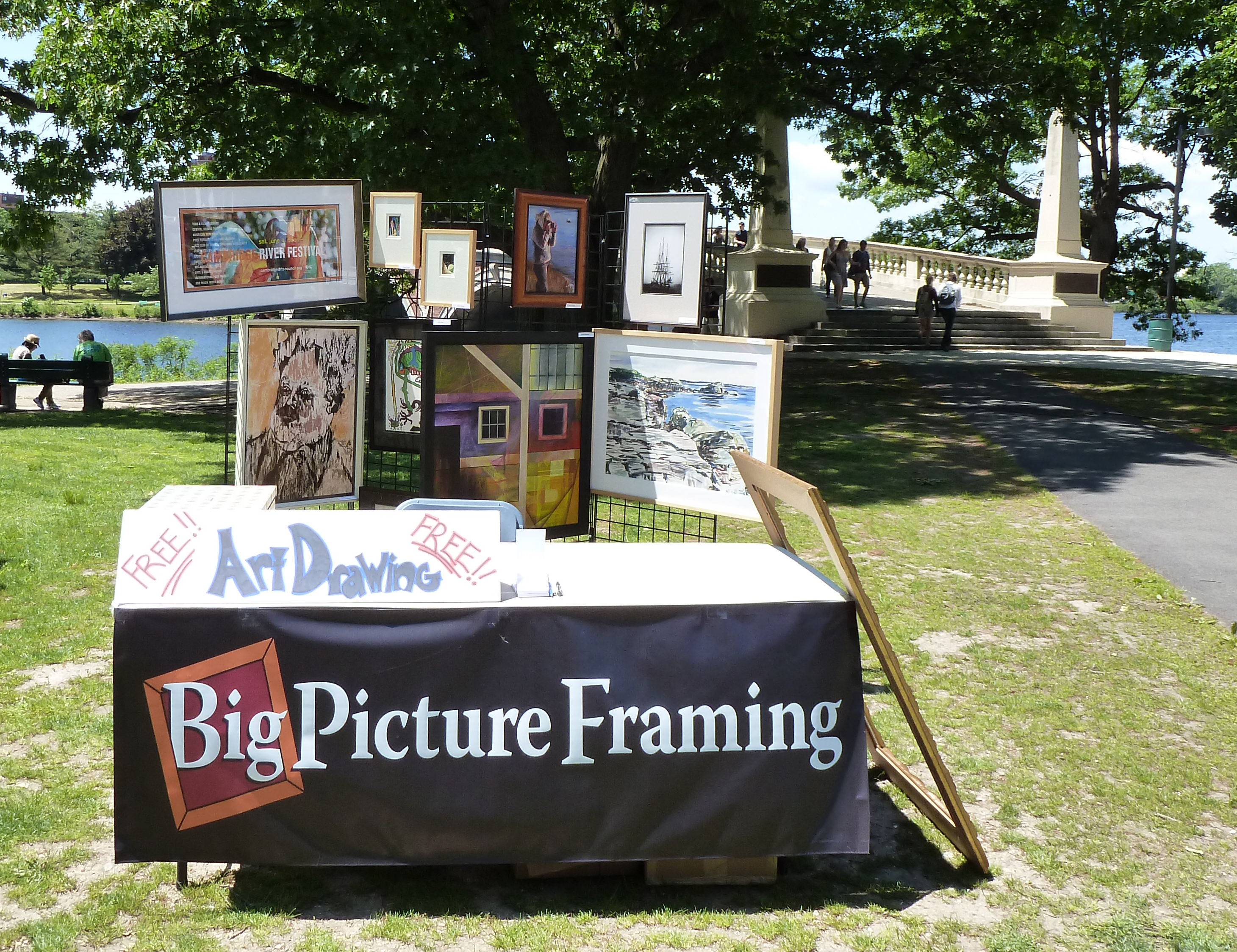 Hang with Big Picture Framing | Boston\'s premier quality chain of ...