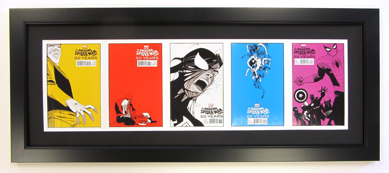 framed comic book   Hang with Big Picture Framing
