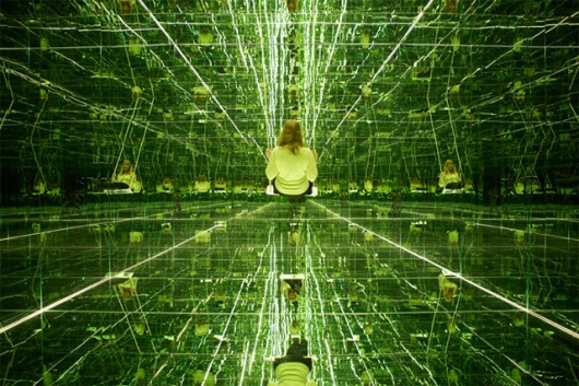 Thilo Frank's Mirrored Room 3