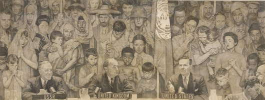 Norman Rockwell United Nations